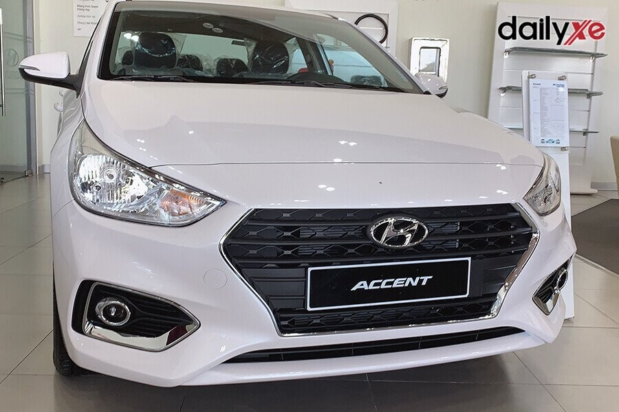 Hyundai Accent thiết kế thể thao