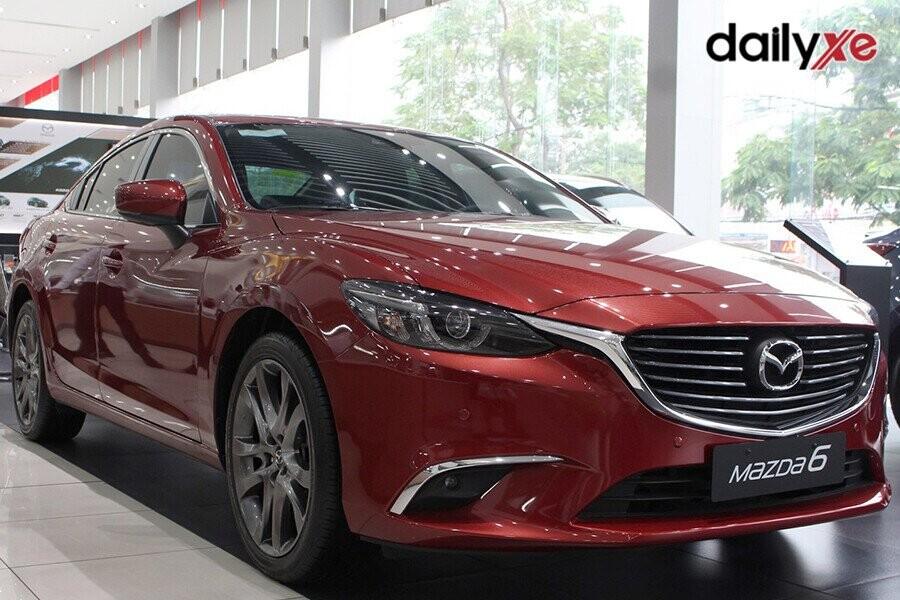 Mazda 6 - Chuyển động cùng cảm xúc