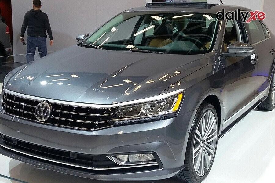 Volkswagen Passat thiết kế sang trọng