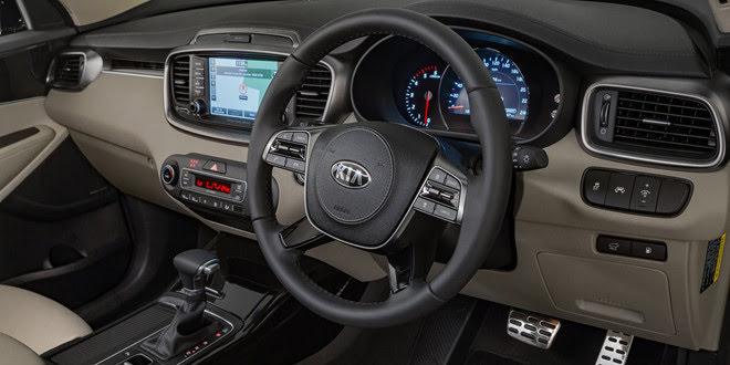 Thông tin chi tiết về Kia Sorento 2018 - Hình 3