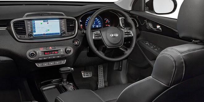 Thông tin chi tiết về Kia Sorento 2018 - Hình 4