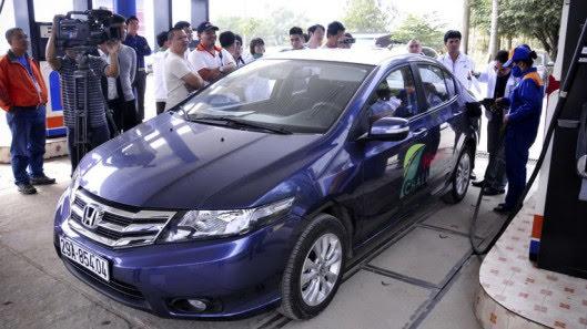 """Thử mức tiêu thụ """"siêu tiết kiệm"""" của Honda City và CR-V mới - Hình 9"""