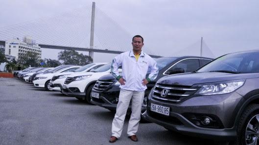 """Thử mức tiêu thụ """"siêu tiết kiệm"""" của Honda City và CR-V mới - Hình 12"""