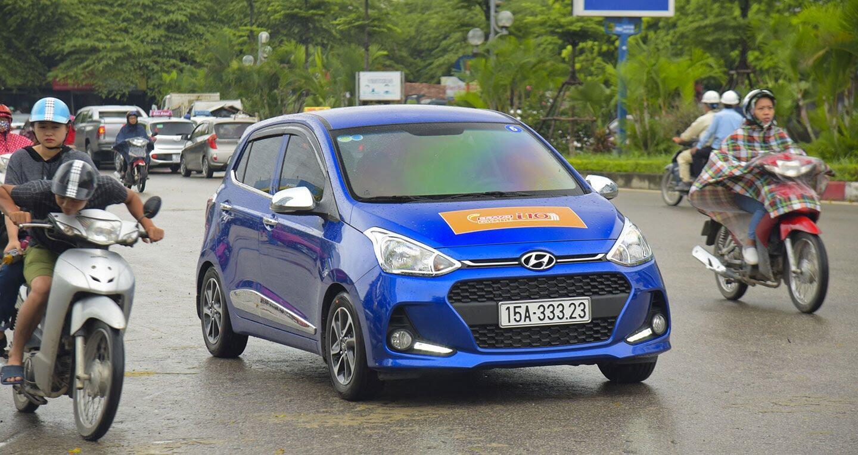 Thực tế trải nghiệm khả năng tiết kiệm nhiên liệu của Hyundai Grand i10 2017 - Hình 1