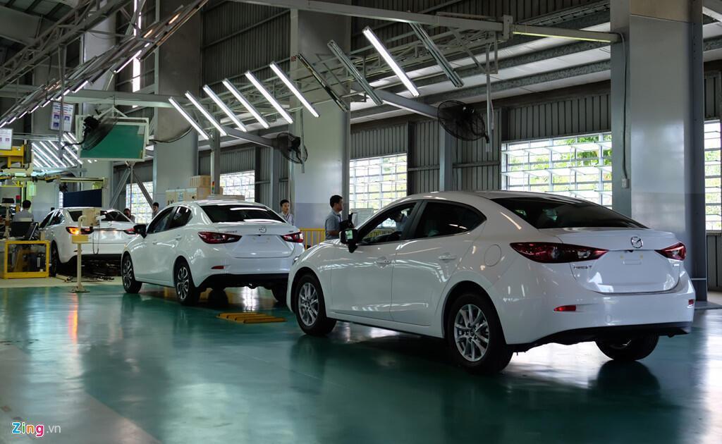 Thuế nhập khẩu linh kiện 0% - tương lai sáng cho xe lắp ráp - Hình 1
