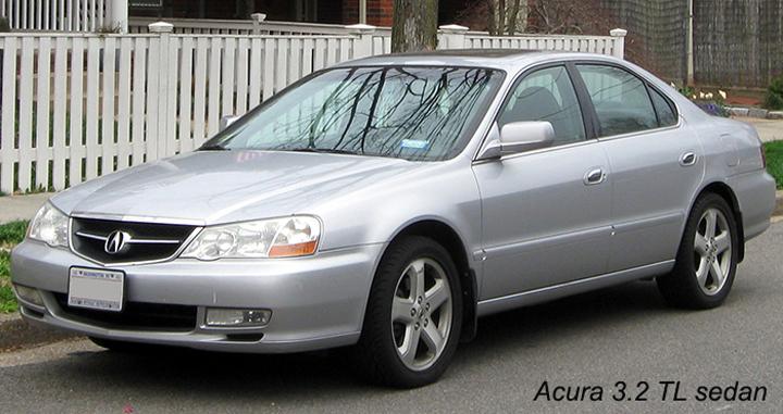 Acura 3.2 TL Sedan