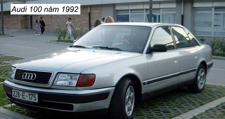 Xe sử dụng động cơ V8