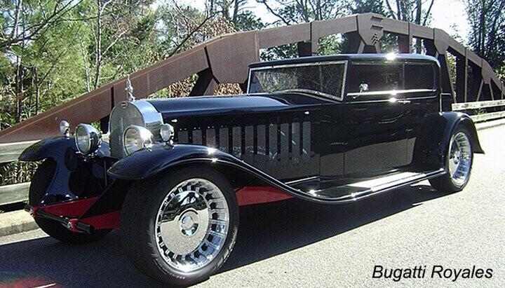 Bugatti Royales