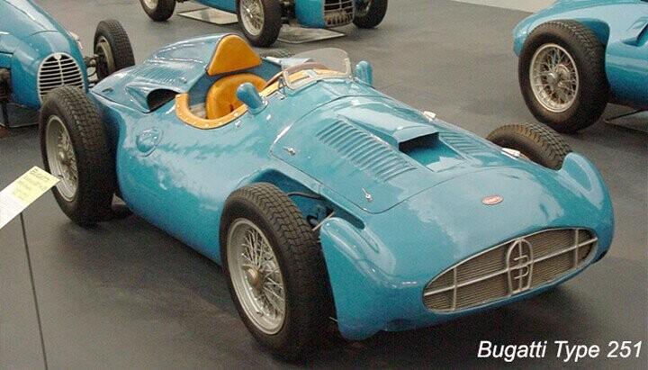 Bugatti Type 251
