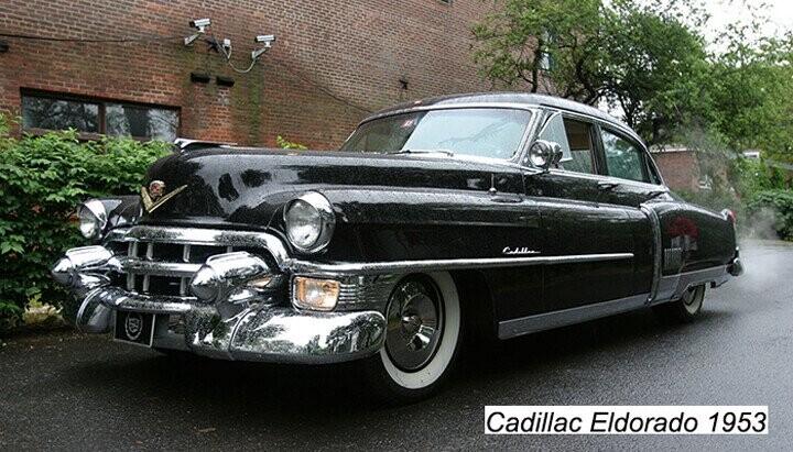 Cadillac Eldorado 1953
