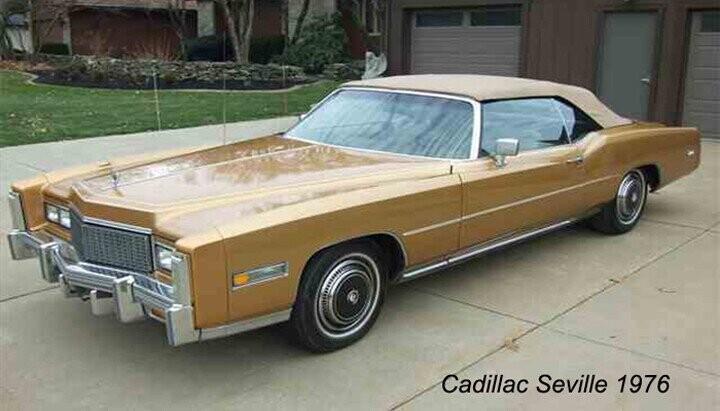 Cadillac Seville 1976