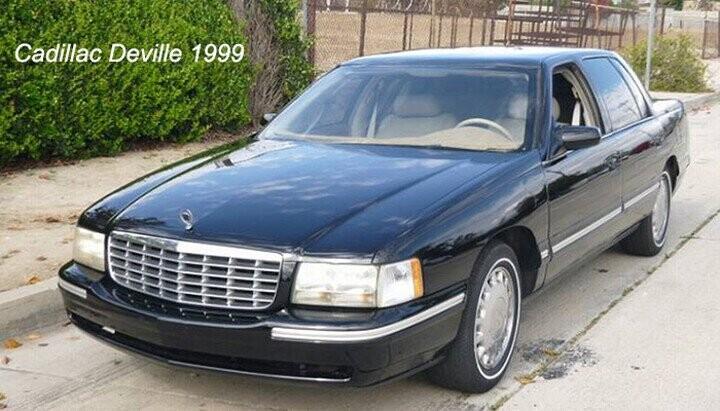 Cadillac Deville 1999