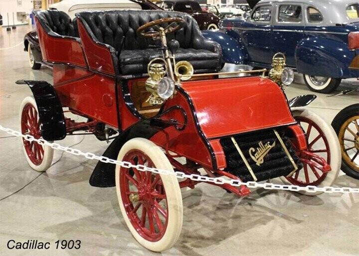 Cadillac 1903