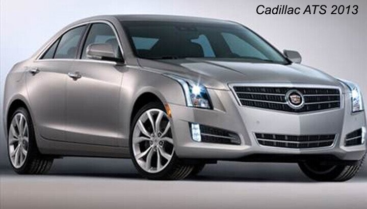 Cadillac AST 2013