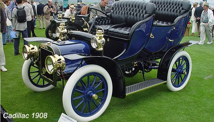 Cadillac 1908