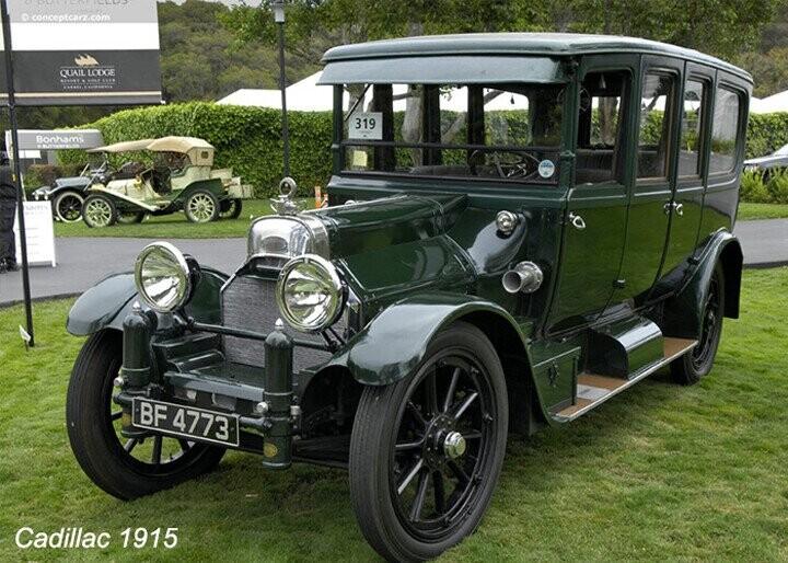 Cadillac 1915