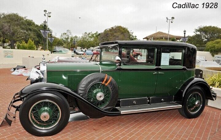 Cadillac 1928
