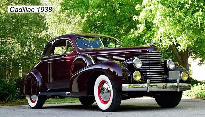 Cadillac 1938