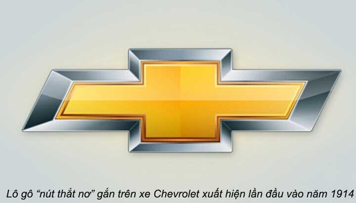 Logo Thương Hiệu Chevrolet