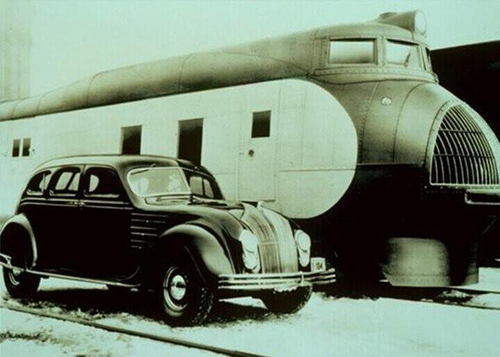 Mẫu xe thời kỳ đầu
