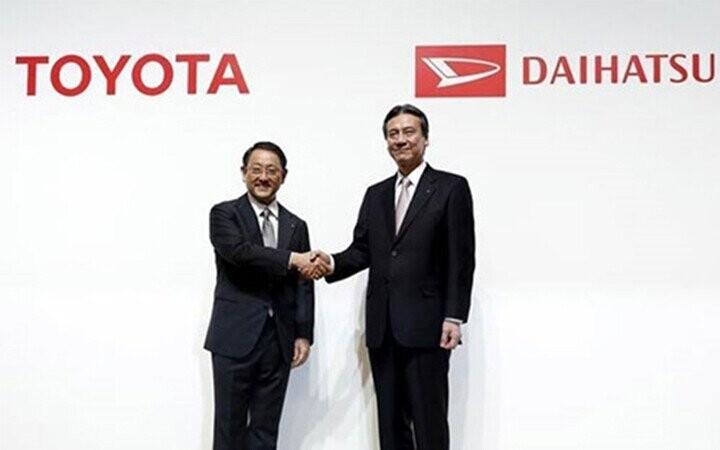 Toyota mua lại Daihatsu