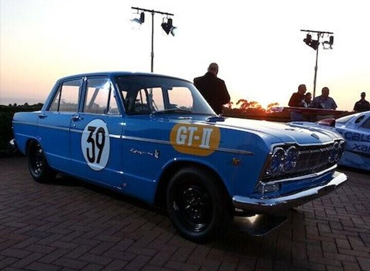 Dòng xe Datsun Bluebird