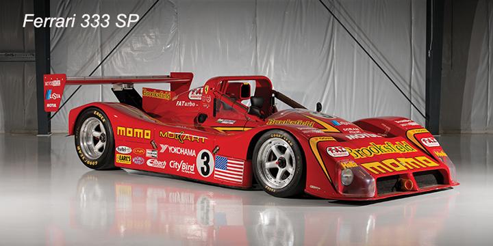 Ferrari 330 SP
