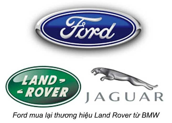 Nhãn Mác Land Rover - Jaguar