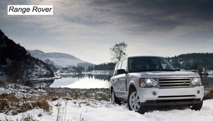 Range Rover vượt mọi địa hình