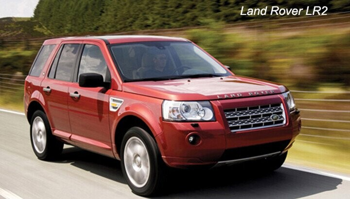 Land Rover LR 2