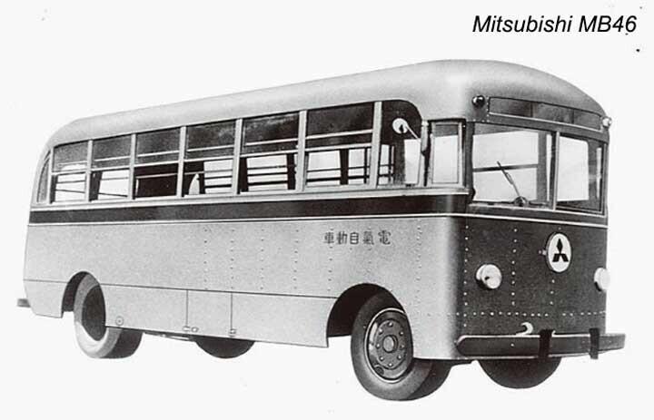 Chiếc xe buýt động cơ điện