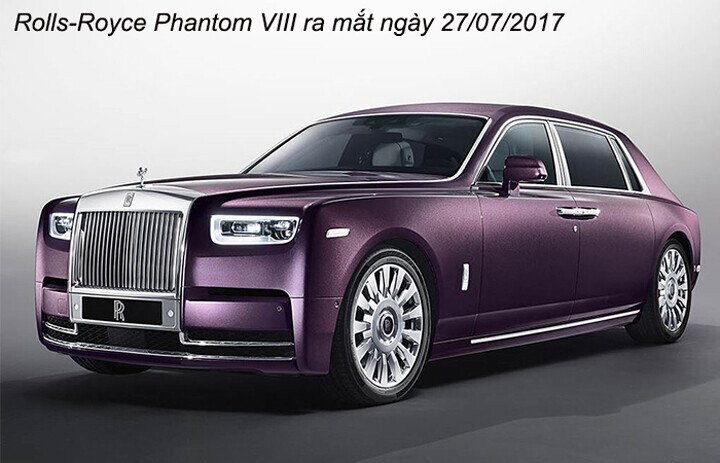 Phantom VIII