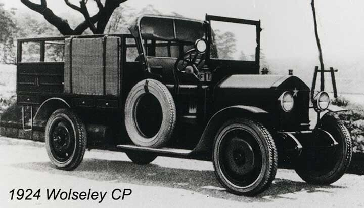 Model Wolseley