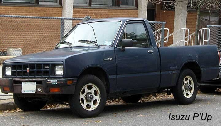 Isuzu P'Up