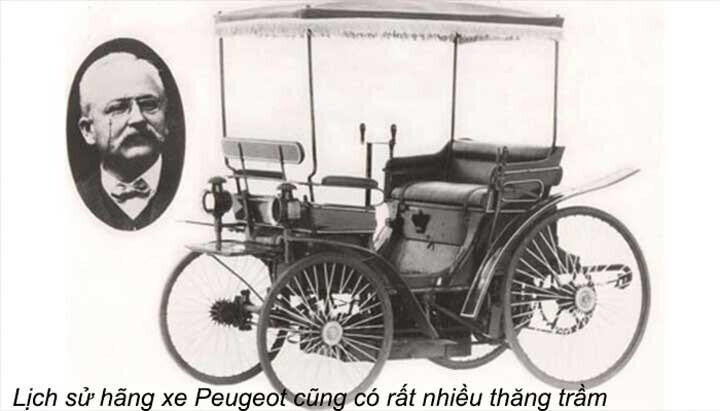 Mẫu xe đầu tiên