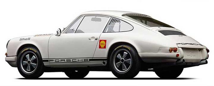 Chiếc Porsche Type 904