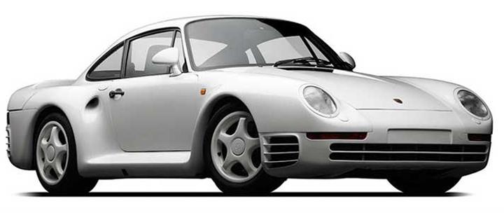 Chiếc Porsche Typ 917