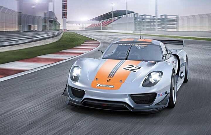 Porsche Typ 996 GT3 Rally