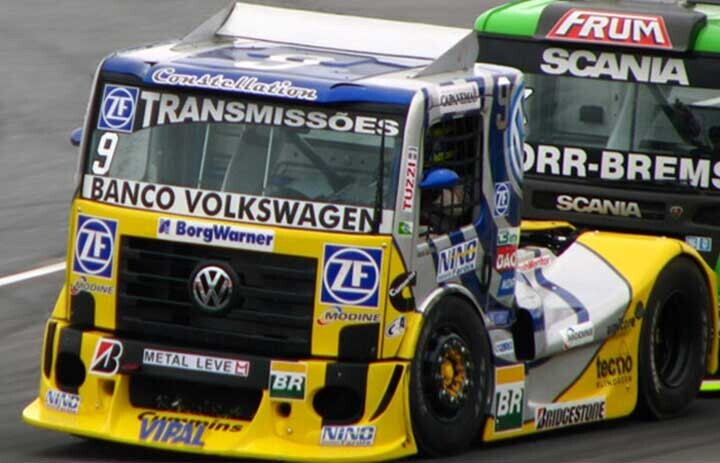 Formula Truck Brazil