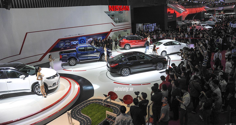 Tìm hiểu bộ 3 sản phẩm mới của Nissan vừa ra mắt tại Việt Nam - Hình 1