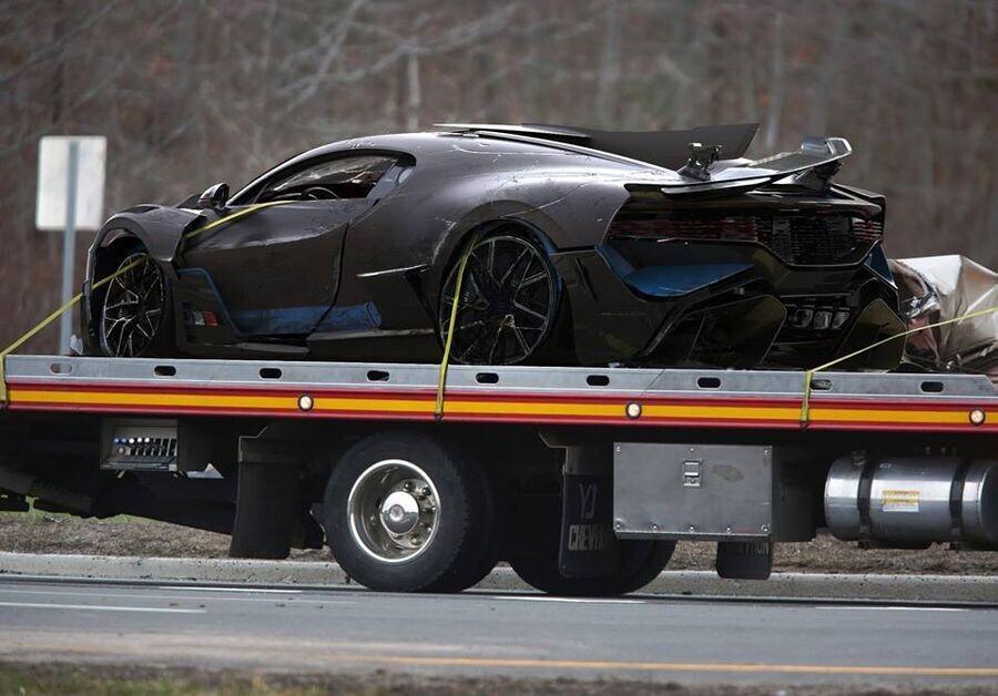 """Tìm hiểu """"nguyên nhân"""" khiến siêu phẩm Bugatti Divo vừa ra mắt đã gặp nạn - Hình 1"""