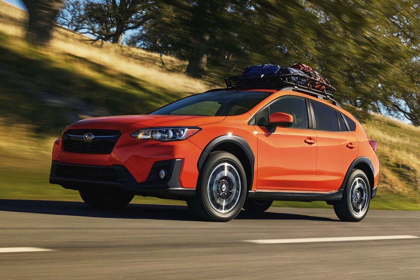 Tò mò ngắm đối thủ của Honda CR-V - Hình 1