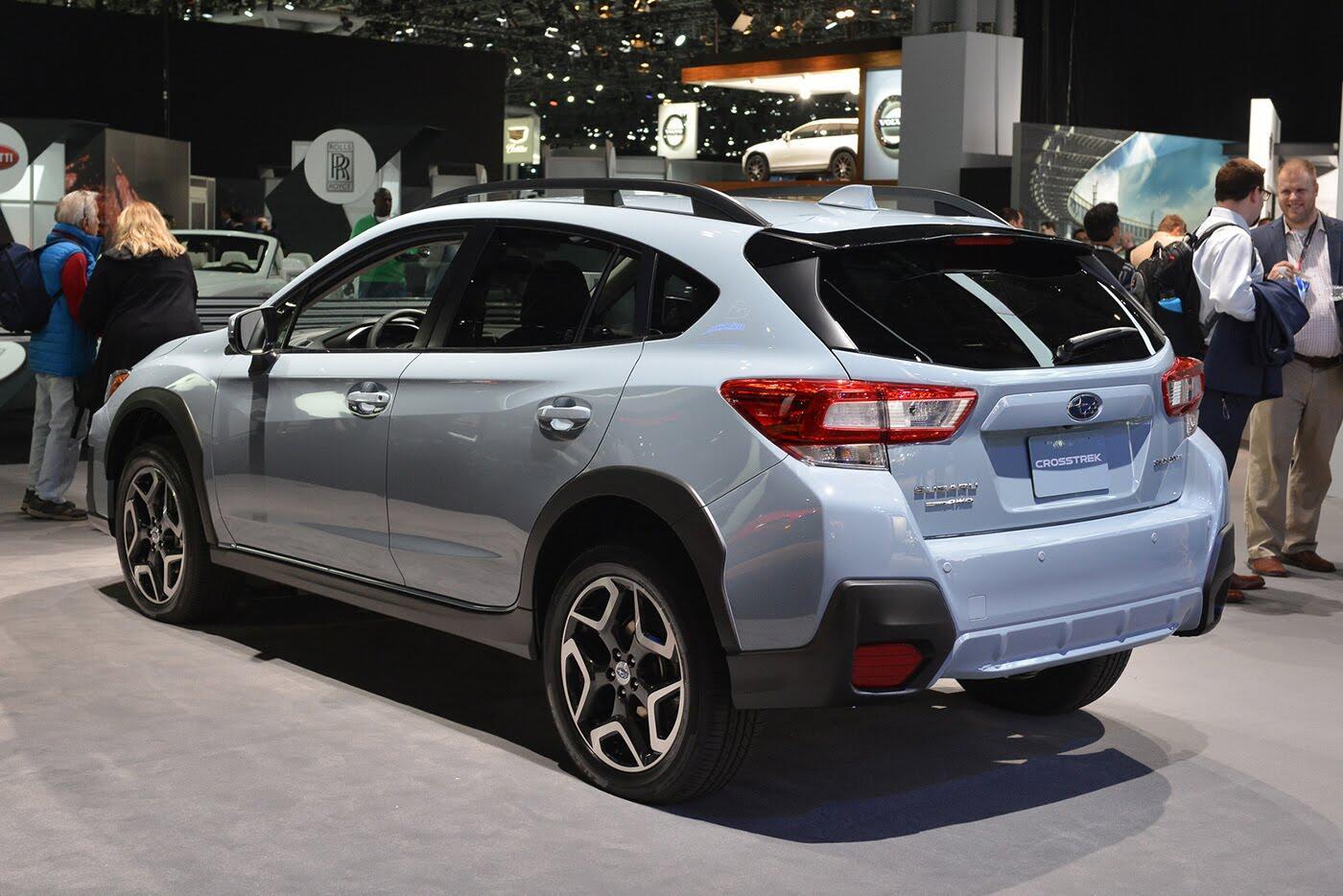 Tò mò ngắm đối thủ của Honda CR-V - Hình 3