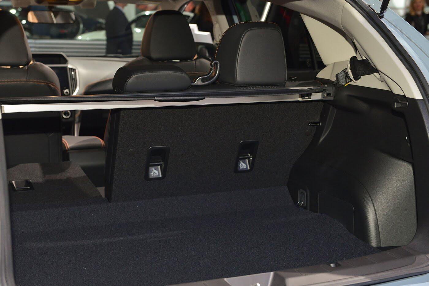 Tò mò ngắm đối thủ của Honda CR-V - Hình 5