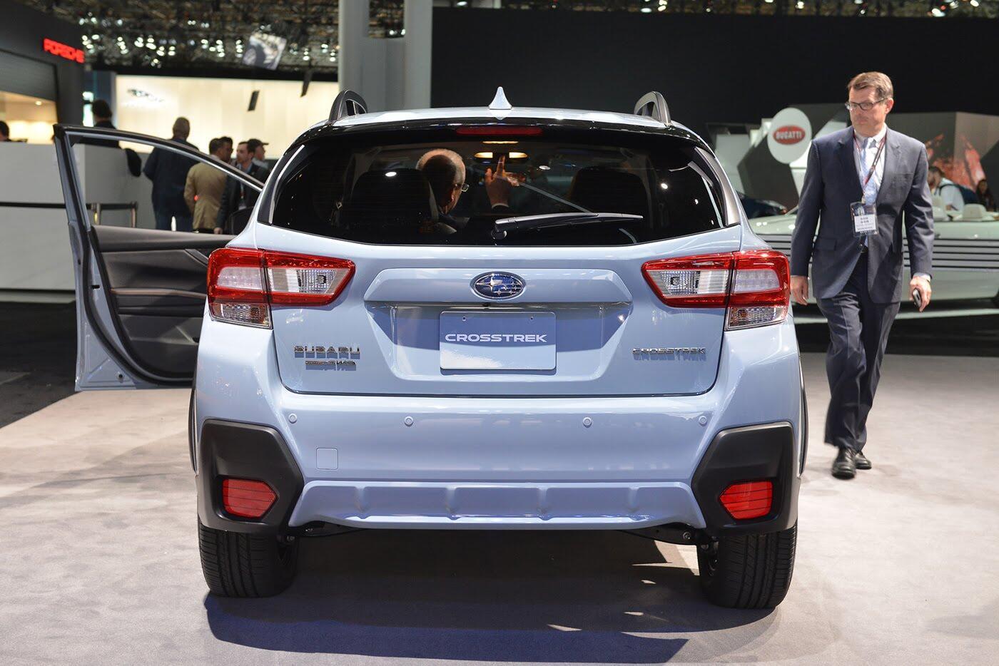 Tò mò ngắm đối thủ của Honda CR-V - Hình 6