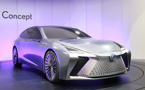 Tokyo Motor Show 2017 - tương lai xanh của người Nhật - Hình 3