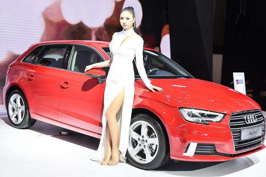 Audi thể hiện khí chất thể thao toát ra sự mạnh mẽ