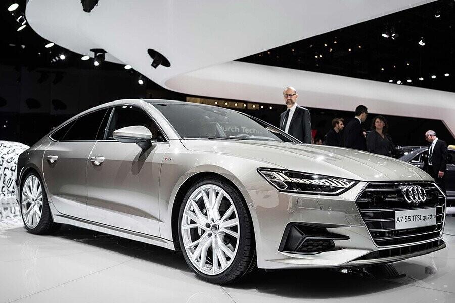 Audi A7 Sportback thiết kế sang trọng
