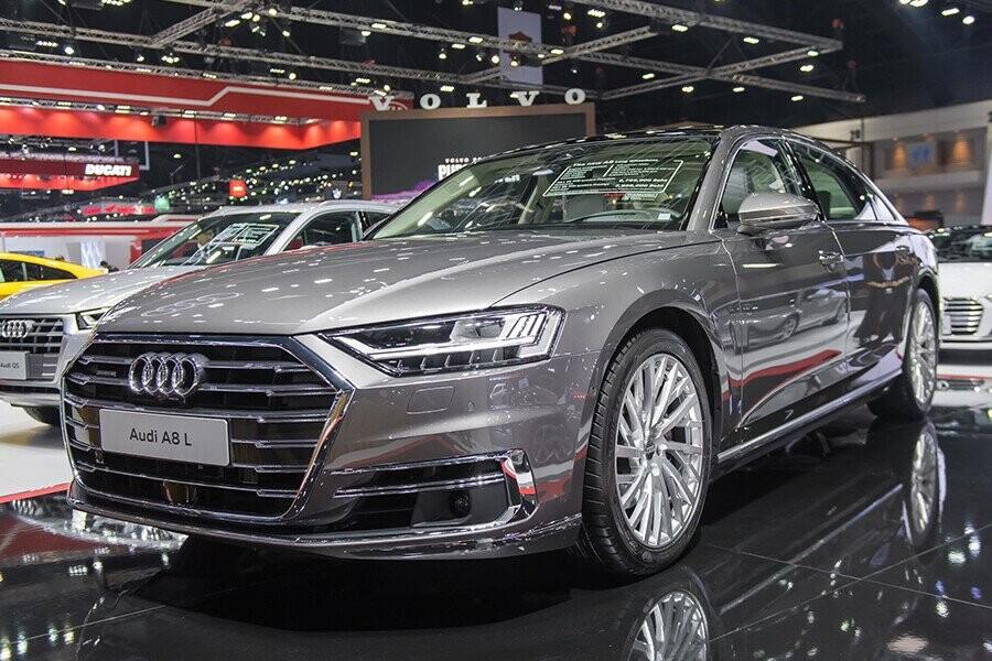 Audi A8L 2019 là một chiến binh mạnh mẽ và cực kỳ thông minh