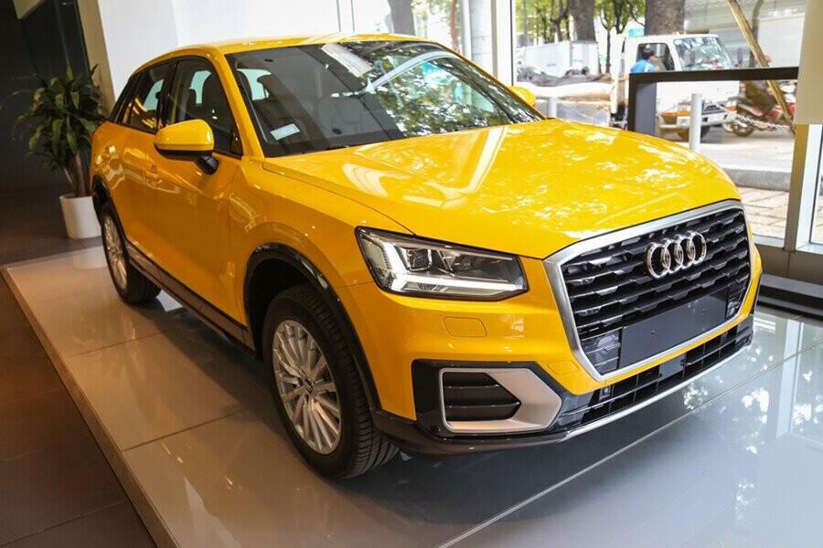 Audi Q2 thiết kế mới mẻ